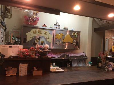 駱駝家 居酒屋 パーティスペースの設備の写真