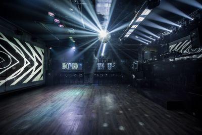 CUBE 六本木クラブCUBEの室内の写真