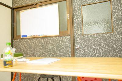 Yuzuo's Space キッチン付きリノベスペース!の室内の写真
