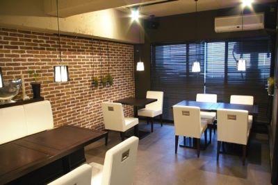 渋谷レンタルスペース 貸切カフェスペースの室内の写真