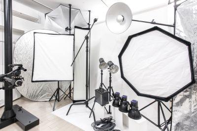 スタジオ アトレア atrea 「フォトスタジオ」の設備の写真