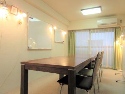 吉祥寺スペース「Aurora」  貸切個室【10名利用プラン】の室内の写真