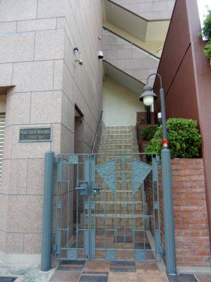 アトリエCHARM レンタルサロン【会議室利用】の入口の写真