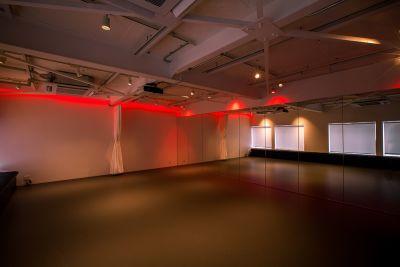 スタジオBUZZ表参道 BUZZ表参道の室内の写真