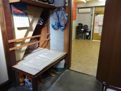 Johnny貸しスタジオ 防音個室スタジオの室内の写真