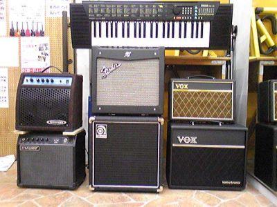 Johnny貸しスタジオ 防音個室スタジオの設備の写真