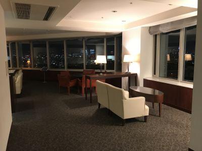 白金タワーパーティースペース 少人数パーティースペースの室内の写真