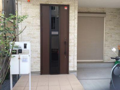 HONOHONO レンタルスペースの入口の写真
