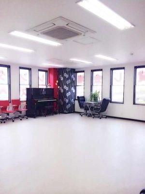 二条 貸しスペースきずな スタジオワンフロアの室内の写真