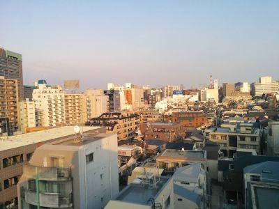 新宿撮影スタジオサロンガイヤール 9階屋上撮影スペース の室内の写真