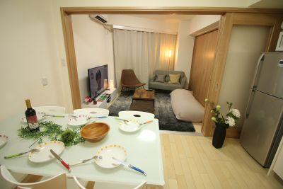 003_MOLE五反田 キッチン付きレンタルスペースの室内の写真