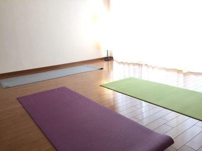 LQ南森町ヨガルーム(女性専用) ヨガルーム11の室内の写真