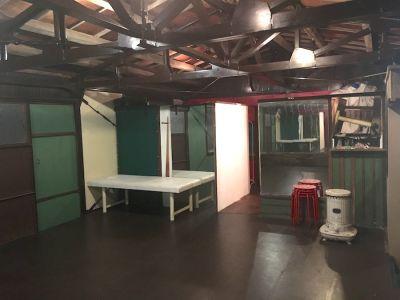 本八幡スタジオ WAKURU 3F スタジオの室内の写真