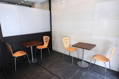ビジネスガーデン四ツ谷アネックス 四ッ谷駅徒歩6分!貸し会議室の入口の写真