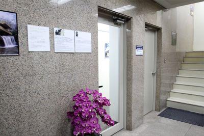 四ッ谷ビジネスガーデン 四ッ谷駅近!貸し会議室の入口の写真