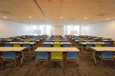 名古屋会議室 プライムセントラルタワー名古屋駅前店 第2+3会議室の室内の写真
