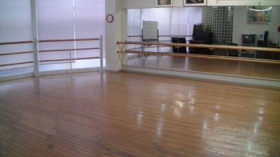 吉田夏子ミュージカルセンター レンタルスタジオの室内の写真