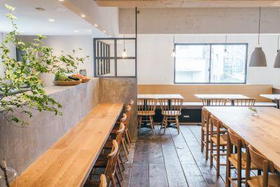 015_まかでき食堂 レンタルカフェスペースの室内の写真