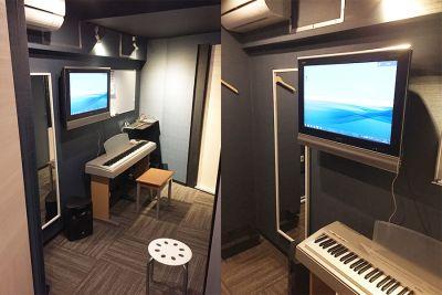 NUTSスタジオ駒込Bスタジオ Bスタジオの室内の写真