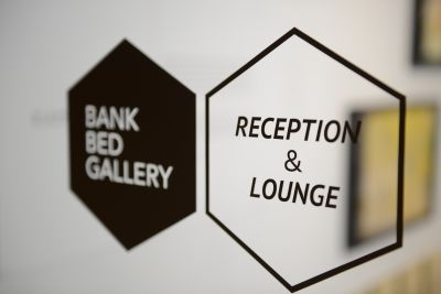 BANK BED GALLERY レンタルギャラリーの室内の写真