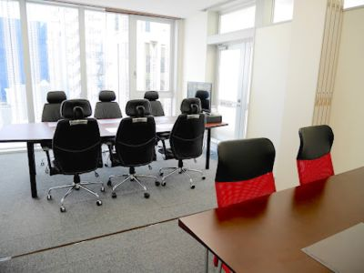 Natuluck吉祥寺北口 ハロースペース 会議室A・Bの室内の写真