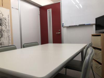 池袋 貸会議室「GOTO」 会議室Aの室内の写真
