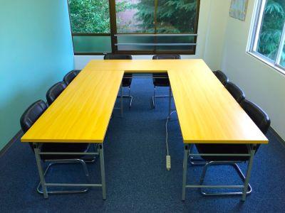 新宿Genki貸し会議室 第7会議室の室内の写真