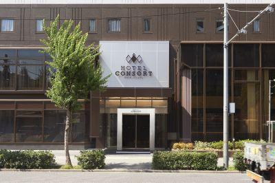 ホテルコンソルト新大阪 アリア20㎡の入口の写真