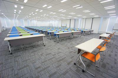 名古屋会議室 プライムセントラルタワー名古屋駅前店 第1+2+3会議室の室内の写真