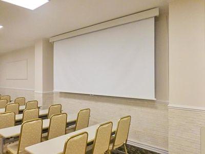 新横浜3丁目大ホール【加瀬会議室】 Room1+Room2の設備の写真