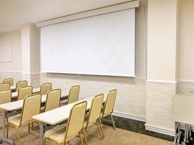 新横浜3丁目大ホール【加瀬会議室】 Room1の設備の写真