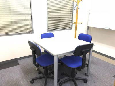 澤田聖徳ビル G会議室 終日利用プランの室内の写真
