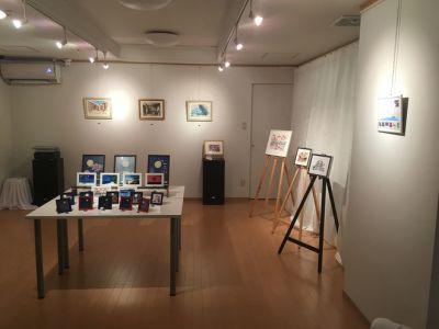 スペースおいち 自由なスタジオ&ギャラリーの室内の写真