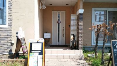 コラボモール(運営元3ACT) 多目的ルーム(南側10帖部屋)の入口の写真