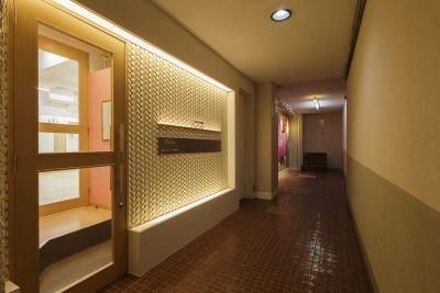 Studio RATAN ダンススタジオの入口の写真