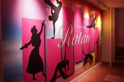 Studio RATAN ダンススタジオの外観の写真