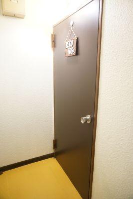 Yoga Studio Ruco 会議室 スタジオ の入口の写真