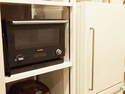 電子レンジ - キッチン&オフィス 六本木の設備の写真