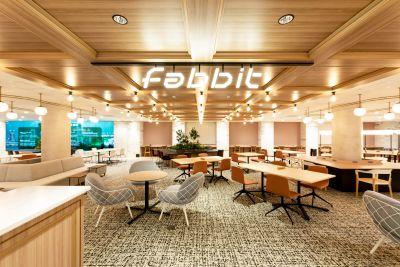 fabbit Otemachi 会議室C(10人まで)の入口の写真