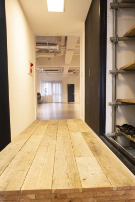 STUDIO MAJOR レンタルスタジオの室内の写真