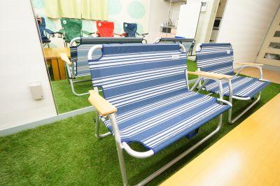 【アウトドアスペース】 楽しいスペース☆パーティー/撮影の設備の写真