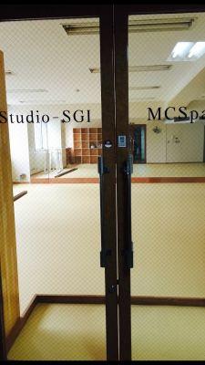 Studio-SGI前橋 MCSpace前橋の入口の写真