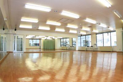 レンタルスタジオGymmie Aスタジオの室内の写真