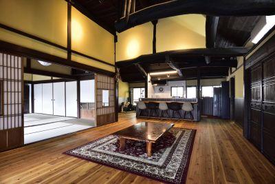 古民家aijiro 写真撮影・レンタルスペースの室内の写真