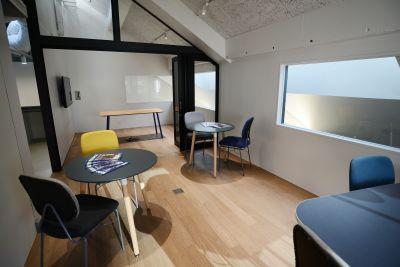 Blink community イベントスペース【20名様】の室内の写真