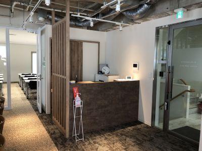 四ツ谷ビジネスラウンジ(六番町) 会議室01の入口の写真