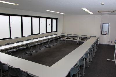 【名古屋駅】会議室アクションラボ 9F セミナールーム9Bの室内の写真