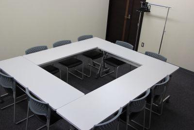 【名古屋駅】会議室アクションラボ 9F セミナールーム9Aの室内の写真
