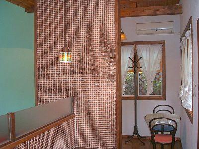 住之江公園駅 アシフスティールーム 喫茶店スペースの室内の写真