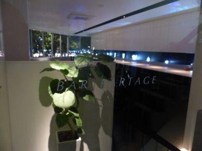 BAR PARTAGE バースペースの入口の写真